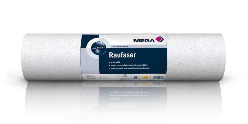 Bild: Mega Raufaser 33,5m x 0,53m