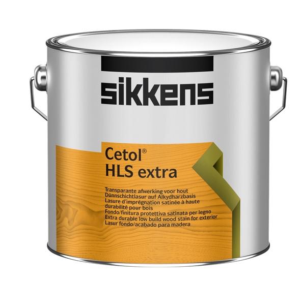 Bild: Sikkens Cetol HLS Extra 2,5ltr 048 Palisander