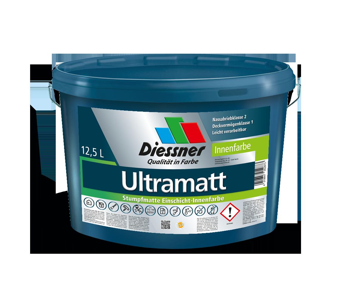 Bild: Diesco Ultramatt 12,5ltr