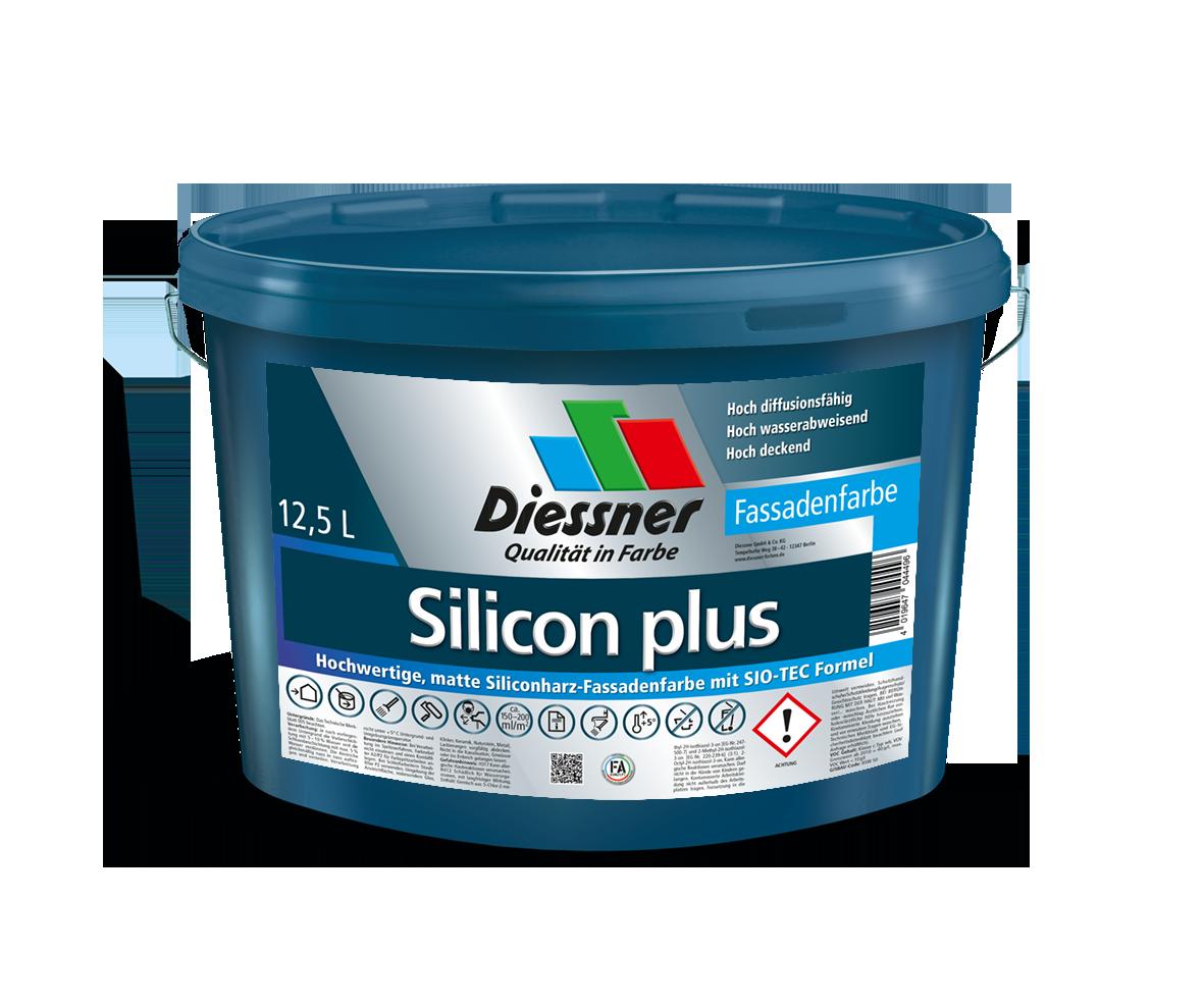 Bild: Diesco Silicon Plus  12,5 ltr