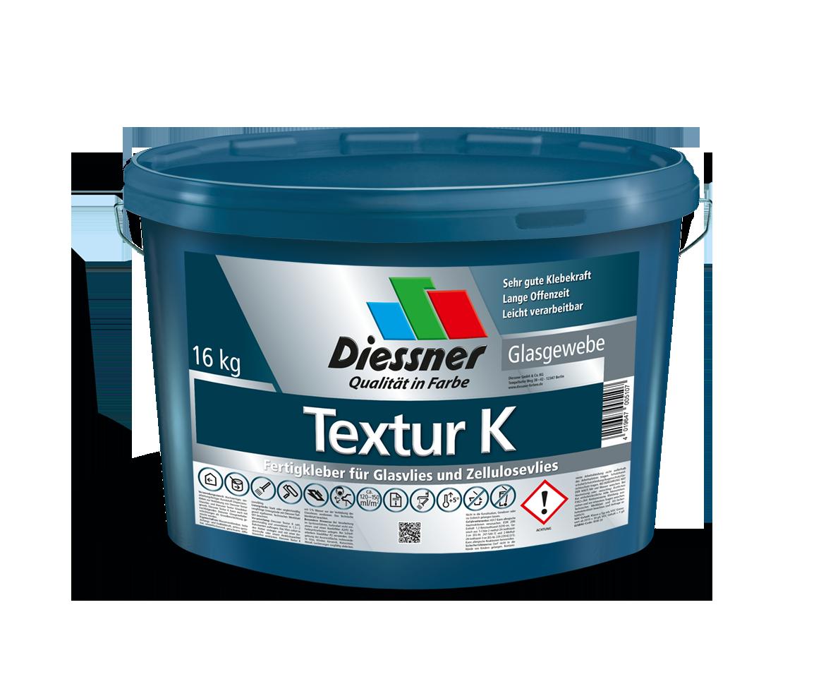 Bild: Diesco Textur K 16kg